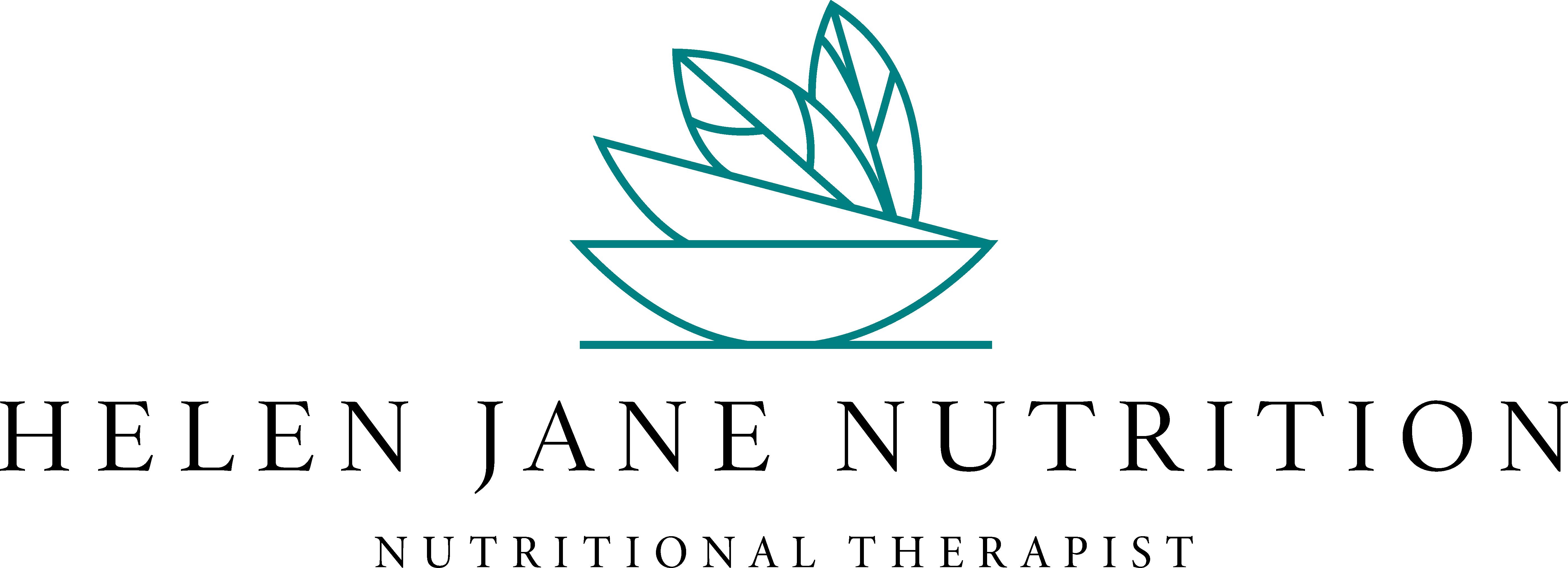 Helen Jane Nutrition Logo